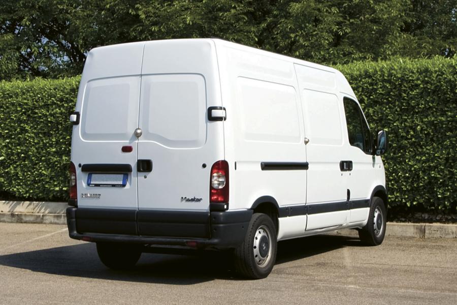 Säkerhetslås till transportbilar, skåpbilar och andra arbetsfordon.