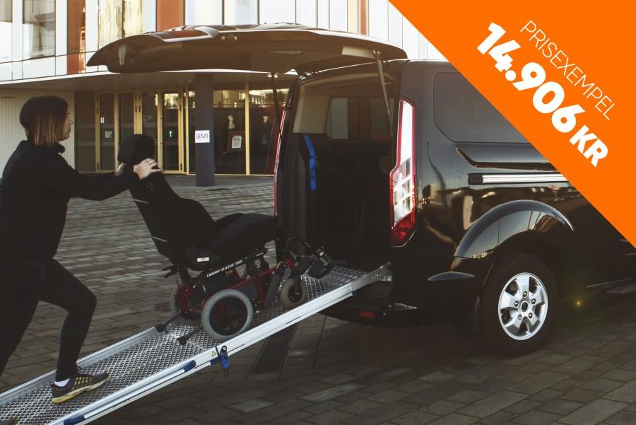 Lastramper och lyftar till din arbetsbil.
