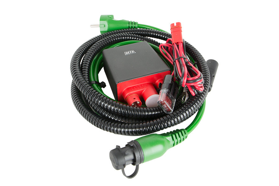 Batterier och laddning hos Work System