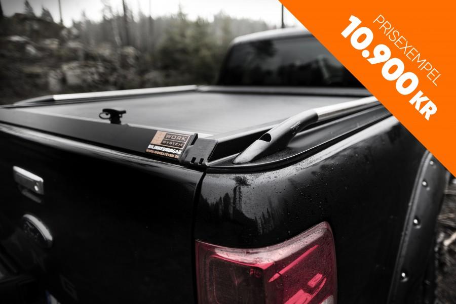 Flakkåpor, flaklock och rolltop som passar din bil.