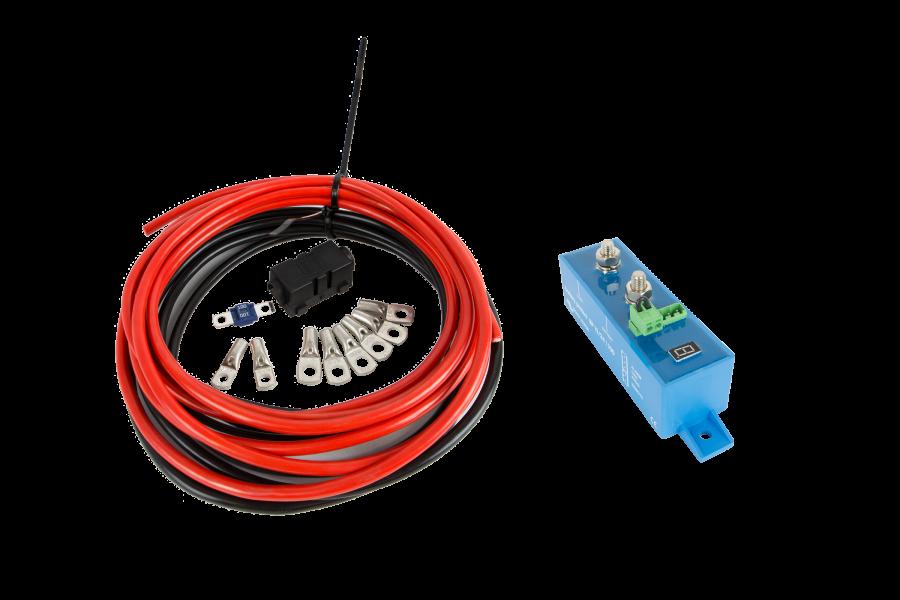 Kopplingskit och batterier till din arbetsbil