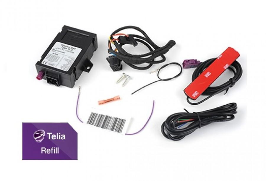 GSM-start Thermo call TC4 Advanced Webasto