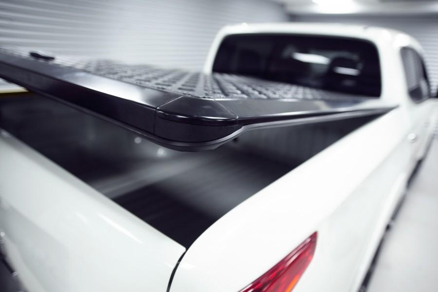 Flaklock i aluminium till Nissan Navara 2016-.