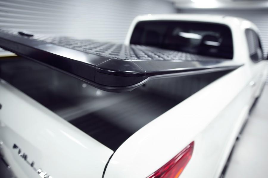 Flaklock i aluminium till Toyota HiLux 2016-.