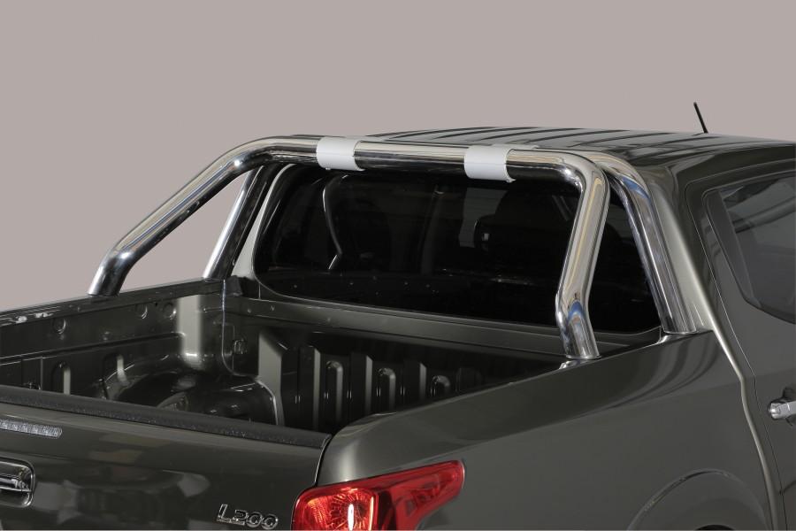 Rostfri flakbåge Mitsubishi L200 och Fiat Fullback 2016-.