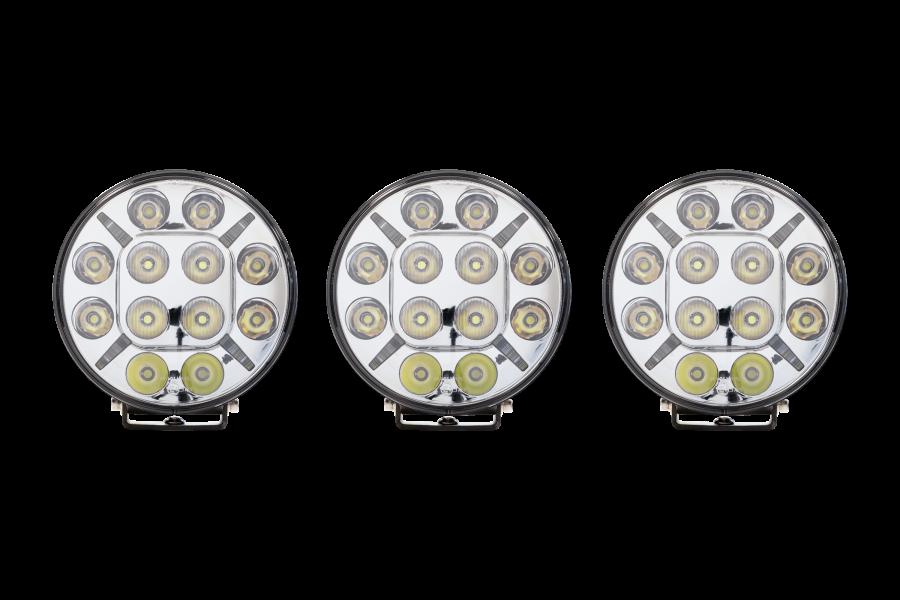 3st LED Extraljus 180mm