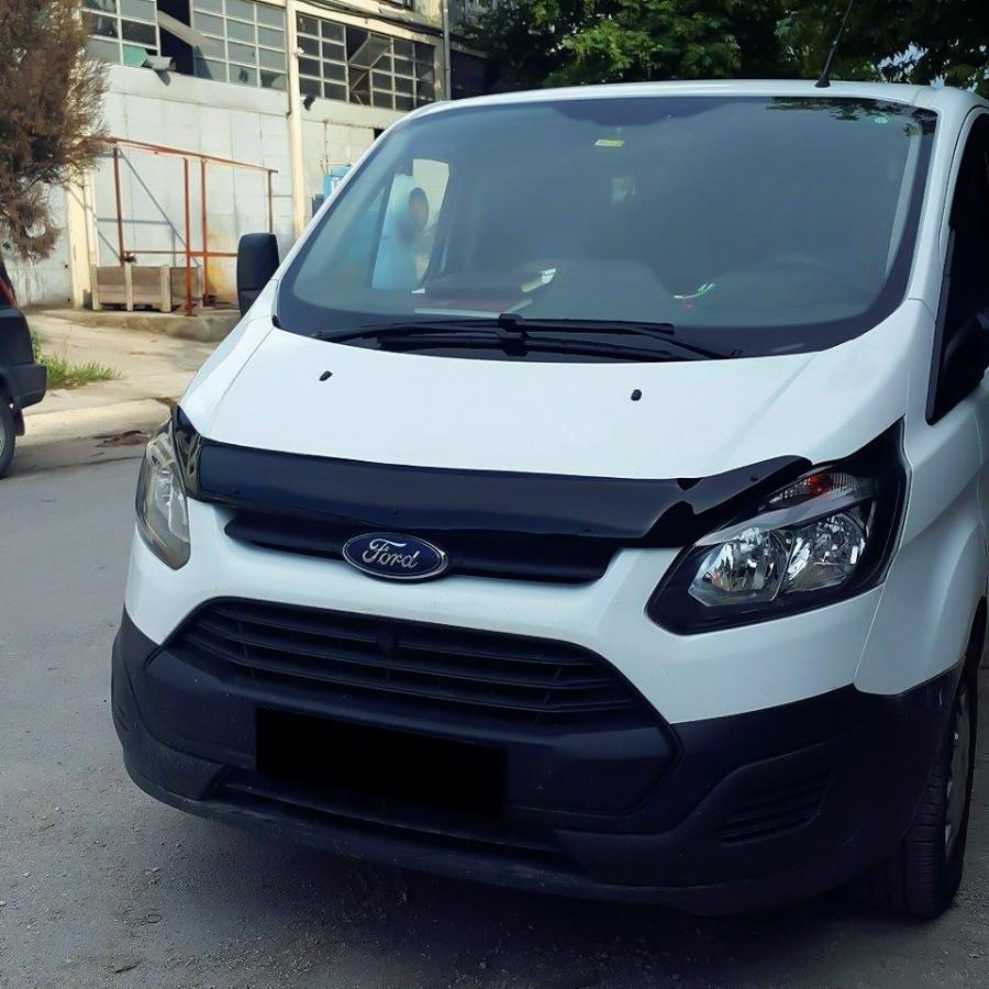 Huvvindavvisare Ford Custom 2013- (passar även nya facelift modellen).