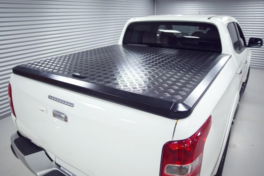 Flaklock i svart aluminium passande Ford Ranger 2012-.