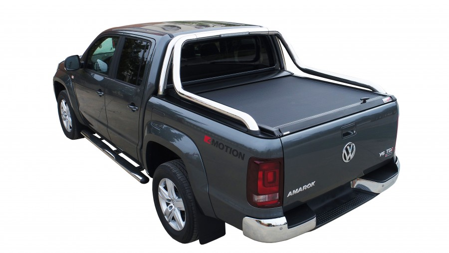 Rolltop (flakjalusi) till VW Amarok Canyon 2010-.