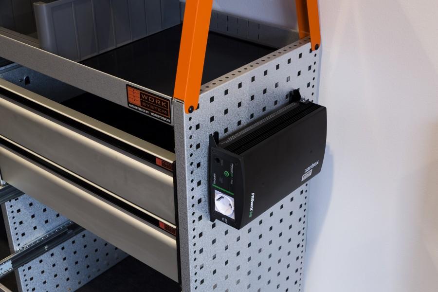 Inverter PROwatt 1400i/12v (inkl.fjärr)