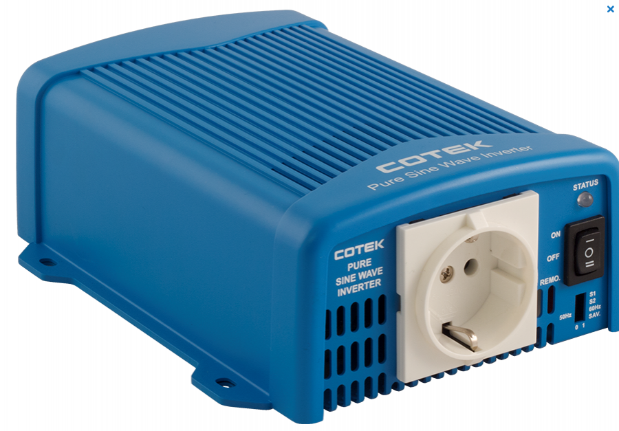 Inverter Cotec SE-400, 12V