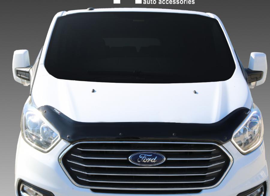 Huvvindavvisare Ford Custom 2018-.