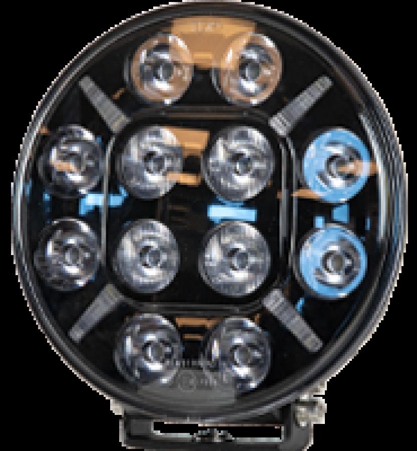 Extraljus LED 5400 lumen