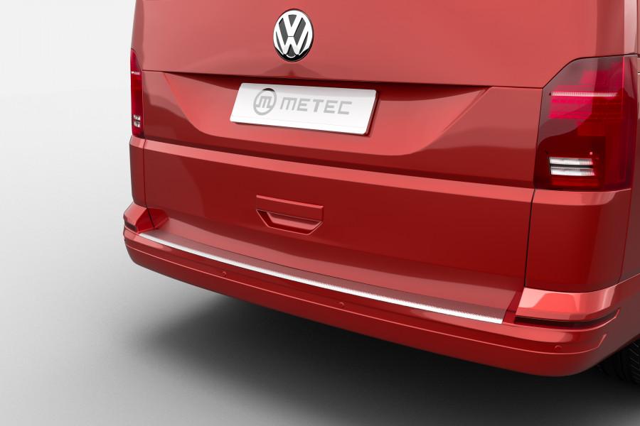 Bakstötfångarskydd passar med baklucka VW T6.1 2020-.
